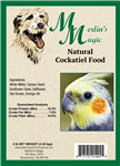 MERLIN'S MAGIC NATURAL BLENDS COCKATIEL 6/5LB