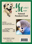MERLIN'S MAGIC NATURAL BLENDS PARAKEET 25LB