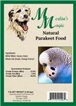 MERLIN'S MAGIC NATURAL BLENDS PARAKEET 6/5LB