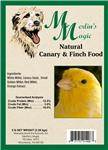 MERLIN'S MAGIC NATURAL BLENDS CANARY/FINCH 6/5LB