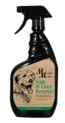 MERLIN'S MAGIC ENZYME BASED STAIN & ODOR REMOVER 32 OZ. UPC 817172015158