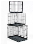 PREVUE HENDRYX PET PRODUCTS ECONO SUITCASE PET HOME 30.5 X 20 X 23  UPC 048081204320