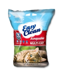 ** TEMPORARILY UNAVAILABLE UNTIL @ MID DECEMBER ** PESTELL EASY CLEAN MULTI-CAT 40LB BAG  UPC 068328061844