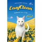 PESTELL EASY CLEAN CLUMPING 20LB BAG CAT LITTER  UPC 068328965203