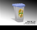 VAN NESS 2 POUND TREAT CONTAINER  UPC 079441009057