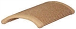 WADE'S CAT TREES MODEL SPC CURVED SCRATCHER - WEIGHT 3lbs UPC 856825001322
