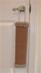 WADE'S CAT TREES MODEL DHS HANGING DOOR SCRATCHER - WEIGHT 1lb