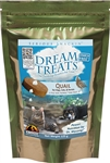 WYSONG QUAIL DREAM TREATS 125G BAG  UPC  085835991051