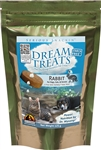 WYSONG RABBIT DREAM TREATS 125G BAG  UPC 085835991150