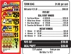 354G Race Horse Downs $1.00 Bingo Event Ticket