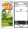 410D Pot Of Gold $1.00 Bingo Event Ticket