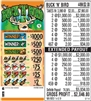 449N Buck 'N' Bird $2.00 Ticket