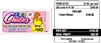 $140 TOP - Form # 5275V Bingo Chicks $1.00 Bingo Event Ticket