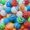 Bingo Balls - Bargain Multi-Colored