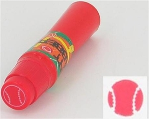 Baseball Imprint Red Bingo Dauber