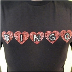Bingo Hearts T-Shirt