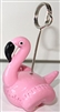 Flamingo Bingo Admission Ticket Holder