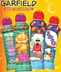 Garfield and Odie Bingo Daubers 3 oz