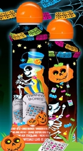 Halloween Skeleton Bingo Dauber
