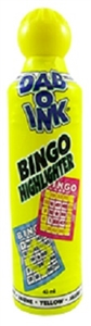 Bingo Highlighter Yellow
