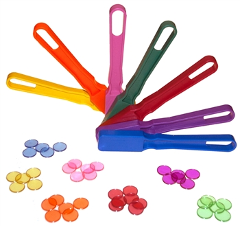 Bingo Magnetic Wand and Chip Set