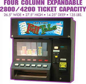 Maxim 4200 Pull-Tab Ticket Machine