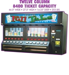 Maxim 8400 Pull-Tab Ticket Machine