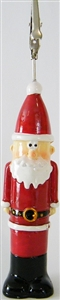 Santa Claus Bingo Admission Ticket Holder