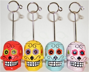 Skull Bingo Admission Ticket Holder