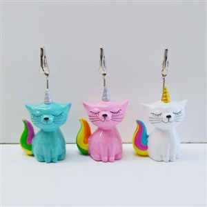 Unicorn Kitty Bingo Admission Ticket Holder