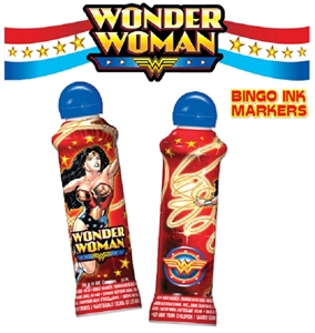 Wonder Woman Bingo Daubers 3 oz