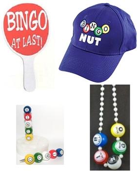 Gifts For Bingo Lovers Bingo Novelties Bingo Trinkets