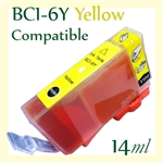 Canon BCI-6 Yellow