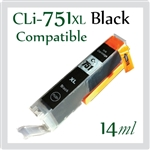 Canon CLi-751XL Black
