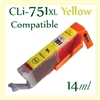 Canon CLi-751XL Yellow