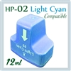 HP 02 Light Cyan