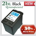 HP 21XL Black Ink Cartridges, HP 21