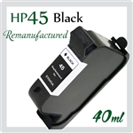 HP 45 Black Ink Cartridge