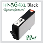 HP 564XL Black Ink Cartridge, HP 564