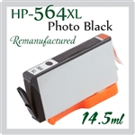 HP 564XL Photo Black Ink Cartridge, HP 564