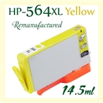 HP 564XL Yellow Ink Cartridge, HP 564