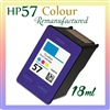 HP 57 Tir-Colour Ink Cartridge