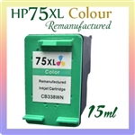 HP 75XL Tri-Colour, HP75