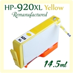 HP 920XL Yellow, HP 920