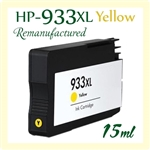 HP 933XL Yellow, HP 933