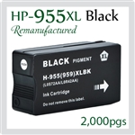 HP 955XL Black, HP955, LOS72AA