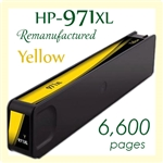 HP 971XL Yellow, HP 971