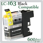 Brother LC161 LC163 Black