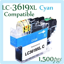 Brother LC3619XL Cyan