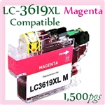 Brother LC3619XL Magenta